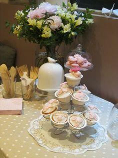 Cupcakes per nascita, Battesimo o primo compleanno