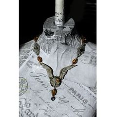 The Watchs Flight Steampunk Necklace