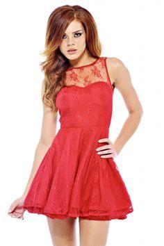 Little Lace Dress a little longer would be ideal