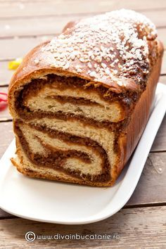 Tart Recipes, My Recipes, Cookie Recipes, Ketogenic Diet Meal Plan, Diet Meal Plans, Romanian Food, Loaf Cake, Food Cakes, Sweet Bread