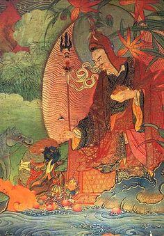 Ian A. Baker: The Lukhang: A hidden temple in Tibet Tibetan Art, Tibetan Buddhism, Buddhist Art, Vajrayana Buddhism, Thangka Painting, Mandala, Gautama Buddha, Traditional Paintings, Religious Art