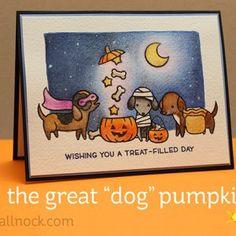 The Great (Dog) Pumpkin – Lawn Fawn