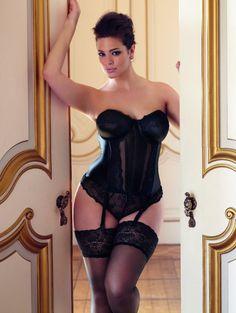 lingerie for plus sizes Archives - PLUS Model Mag