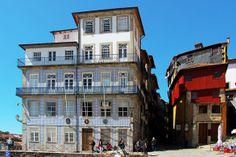 Ribeira, Porto, Douro River, Porto, Portugal