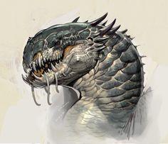#Dragon Head by Jaemin KIM