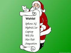 Wish List :)