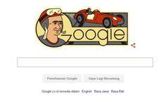 Juan Manuel Fangio Hiasi Google Doodle Hari ini, Siapakah Dia? - http://www.rancahpost.co.id/20160657136/juan-manuel-fangio-hiasi-google-doodle-hari-ini-siapakah-dia/