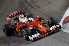 Ferrari will change Vettel's engine and gearbox