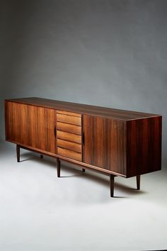arne vodder for sibast rosewood sideboard | 1958 | #vintage #1950s #home