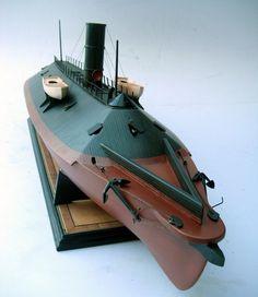 CSS Virginia model.