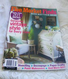 Flea Market Finds Magazine