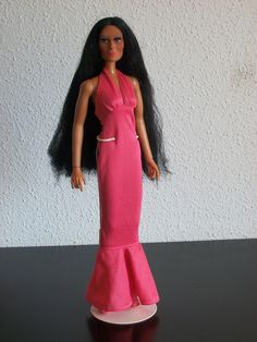 The original Cher doll by Mego [1975]