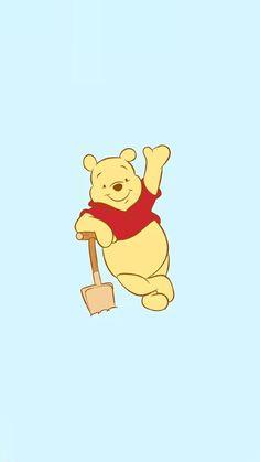 8d7f7c0b2 Winnie De Pooh, Winnie Pooh Dibujo, Dibujos De Disney, Personajes Disney,  Fondos