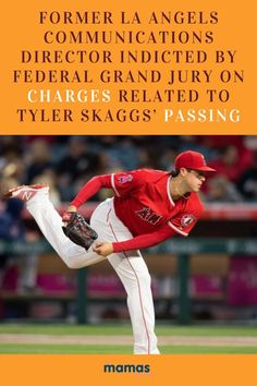 A federal grand jury indicted former Los Angeles Angels communication director Eric Kay on October 15 on charges related to the death of Angels pitcher Tyler Skaggs. #MLB #Opiods #TylerSkaggs