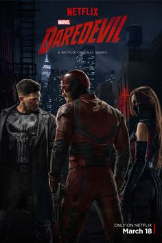 Série Demolidor (Daredevil) – Todas as Temporadas – HD – Dublado / Legendado