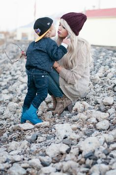 I want a pic like this with my kids.