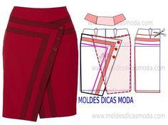 MOLDE DE SAIA LAPIS