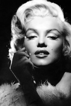 Marilyn. Photo by Frank Powolny, 1953.
