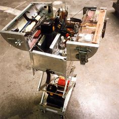 Adam Savages Tool Box - Way Cool!