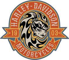 HARLEY-DAVIDSON + BL3 on Behance