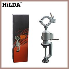 """HOT PRICES FROM ALI - Buy """"HILDA Grinder Accessory Electric Drill Stand Holder Electric Drill Rack Multifunctional bracket used for Dremel dremel stand"""" from category """"Sports & Entertainment"""" for only USD. Dremel, Power Tool Accessories, Diy Accessories, Cordless Drill, Fixation, Cool Things To Buy, Stuff To Buy, Support, Power Tools"""