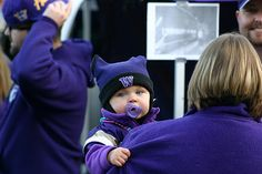 It's never too early to start partying like a Husky