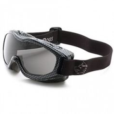 10bc01b5dd63c Guard Dogs Goggs Evader II Over Rx Carbon Fiber Gray Clear And Smoke Dog  Goggles