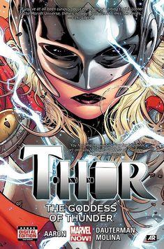 Thor 1, New Thor, Loki, Lady Thor, Marvel Now, Marvel Comics, Female Thor, Used Books Online, The Mighty Thor