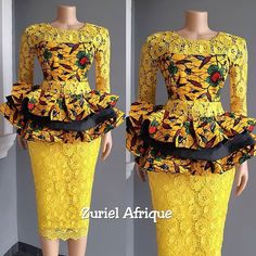 Fabulous Ankara Styles Of 2019 African Party Dresses, Short African Dresses, African Lace Styles, Latest African Fashion Dresses, African Print Dresses, African Print Fashion, African Prints, Short Dresses, African Print Dress Designs