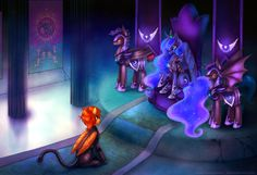 Rosalie Winter by LimreiArt on DeviantArt My Little Pony Dress, My Little Pony Comic, My Little Pony Pictures, Nightmare Night, Nightmare Moon, Little Poni, Mlp Characters, Mlp Comics, Mlp Pony