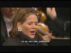 """Renee singing """"The Willow Song"""" from Otello"""