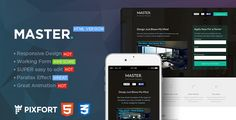 MASTER - Real Estate HTML Landing Page | Live Preview and Download: http://themeforest.net/item/master-real-estate-html-landing-page/9936445?ref=ksioks