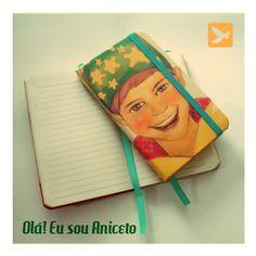 Apresento-lhes a Aniceto e Cirilo 👏 ✨ >‿◠ ✌ 💚 . . . .  Venha conhecer nossos produtos! Visite { www.velif.com.br }