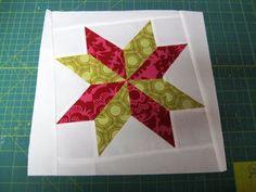 STARS Quilt Along - Block 4