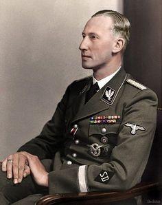 SS-Obergruppenfuhrer Reinhard Heydrich (Architect of the Jewish Holocaust)