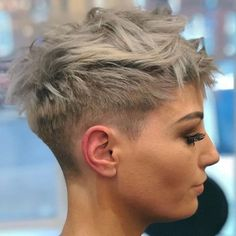 60 Cute Short Pixie Haircuts – Femininity and Practicality 60 Cute Short Pixie Haircuts – Femininity and Practicality,Hair Short Choppy Blonde Pixie Style Hairstyles Haircuts, Cool Hairstyles, Blonde Hairstyles, Hairstyles Pictures, Hairstyle Ideas, Short Womens Hairstyles, 27 Piece Hairstyles, 1940s Hairstyles, Woman Hairstyles