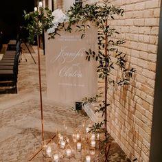Floral Wedding, Wedding Colors, Rustic Wedding, Our Wedding, Wedding Flowers, Dream Wedding, Copper Wedding Decor, Industrial Wedding Decor, Decoration Entree