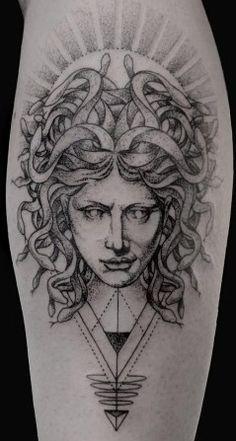 Medusa Head Tattoo   Best Tattoo Ideas Gallery