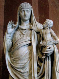 Valeria Messalina Musée du Louvres
