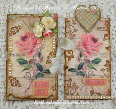 Mother's Day Card/Gift Card Holder