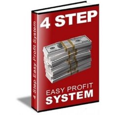 4 Step Easy Profit System     book---CD