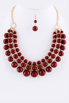 #jewelry #ootd #necklace #bracelet #ring #love #pretty #hot #glam #chic #fab #stylish #nails #hair #girly #cute #glamour #statementnecklace #style #outfit #fabulous #colorblock #shopping #cool #makeup #instafashion #instagood #girl #glitter #model #brazenlle  #necklace #bib #crystal #bracelet #chain #beaded #earrings #set #red #gold