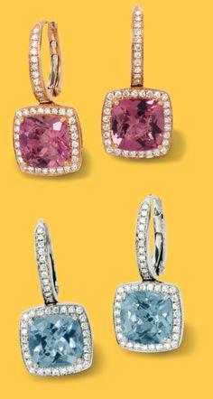 7244d6258 142 Best de Boulle Earrings images in 2019 | Diamond jewellery ...