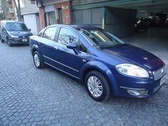 Fiat Linea Essence 1.9 16v (130 cv) - 2009.
