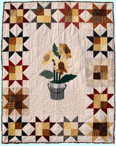 Applewood Farm Publications - Summer Days Quilt Pattern