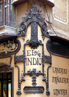 El Indio. Barcelona