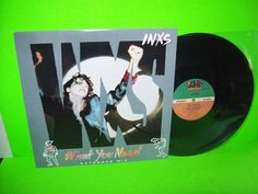"""INXS WHAT YOU NEED EXTENDED MIX VINTAGE  4 TRACK VINYL 12"""" SINGLE NM NEW WAVE #1980sNewWavePopRock"""