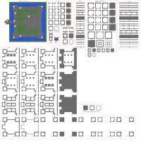 33 best minecraft blueprints images on pinterest minecraft minecraft medium sized keep by coltcoyote malvernweather Gallery