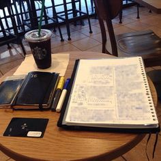 ______ 2016-0620 H22_K_2A ______ 朝スタバと勉強postです。 青白カクノくんで、自分の勉強です。 今日の予報は、1日曇りです。 今日の内容は、文字が多すぎて、 書く事だけに必死になりました。 あとで見直しが必要ですね。 仕事も勉強も、少しずつ進めます。 あまり変化の見えない写真で ごめんなさい。 今日も安全で便利な電気が 皆様に届きますように! #万年筆 #カクノ #勉強 #青ペン勉強法 #大人の勉強垢 #モニグラ #勉強垢さんと繋がりたい #能率手帳 #能率手帳ゴールド #能率手帳gold #おっちゃん手帳 #手帳バンド #ノリスキン #スタバ #スターバックス #スタバリザーブ #ドリップコーヒー 今日はAZBです。 #アフリカキタム #カフェとノート部 #カフェ勉 #文房具 ___English___ Morning Starbucks and study post. A blue-white kakuno-kun, is my study. Today's forecast is cloudy day. The contents of…