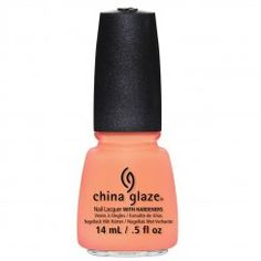 On The Shore Sunsational Nail Polish Collection - Sun of a Peach
